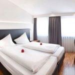 Hotel Apfelbaum, Hotelzimmer, Zweibettzimmer