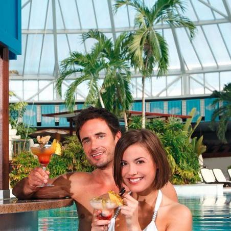 Hotel Apfelbaum, Therme Erding, Poolbar
